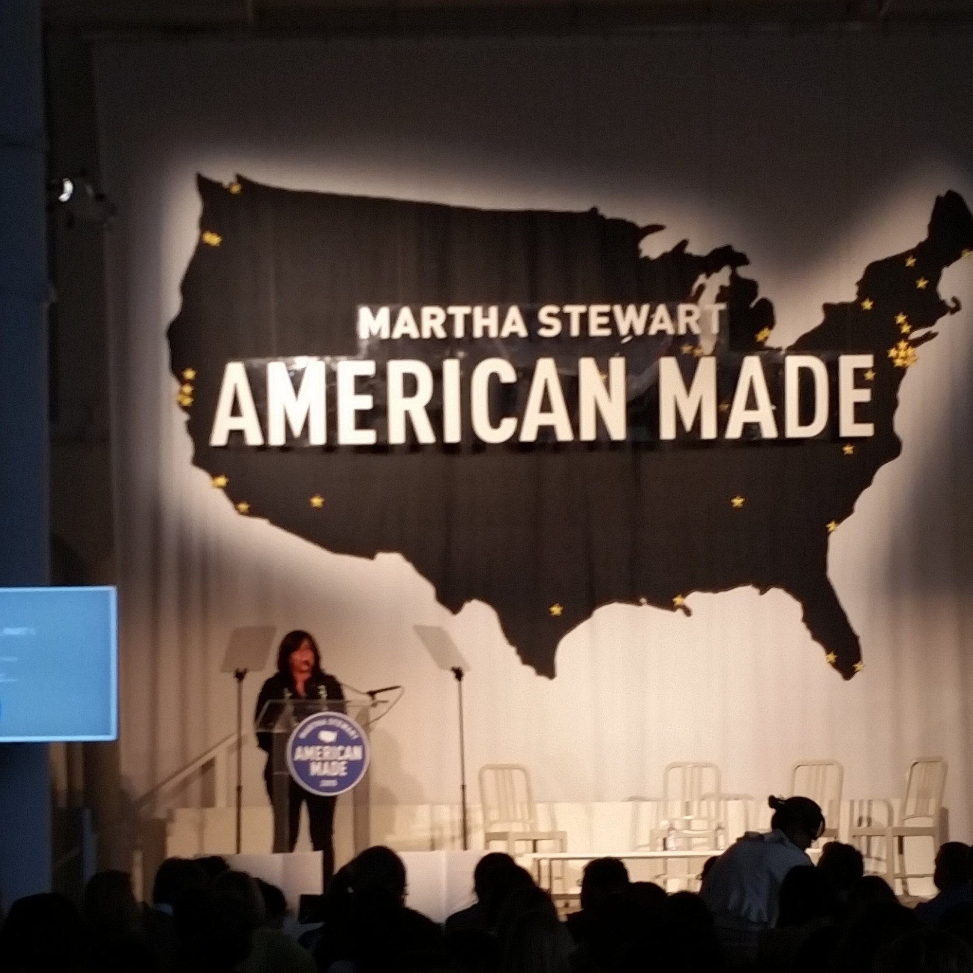 The Martha Stewart American Made Summit 2015