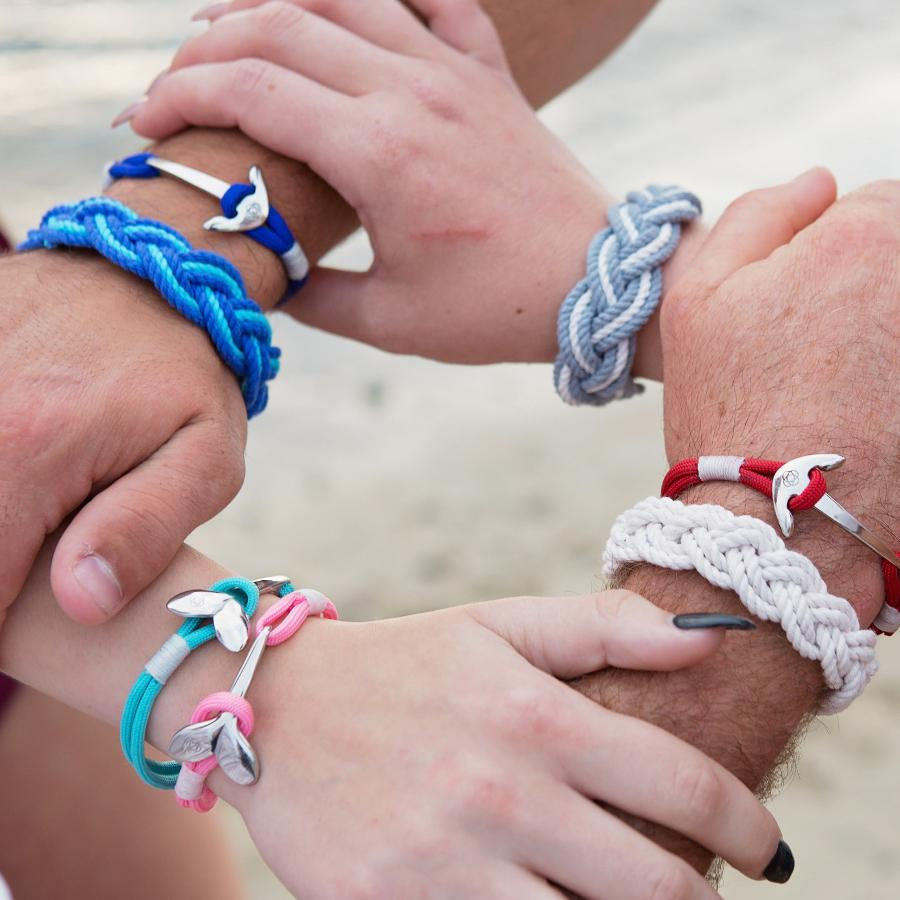 Sailor Bracelet Nostalgia And Making Summer Memories