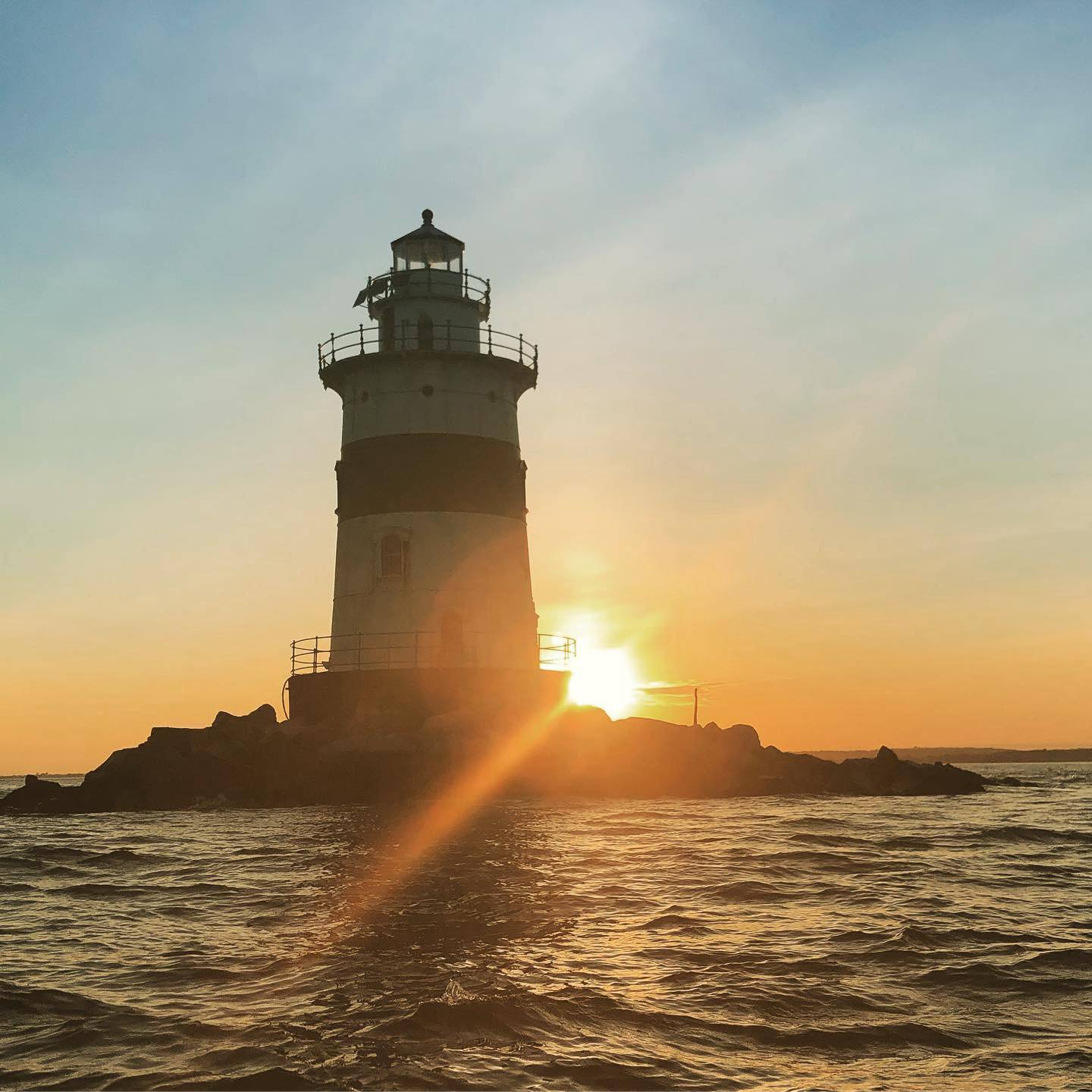 Latimer Light Connecticut by Mystic Knotwork
