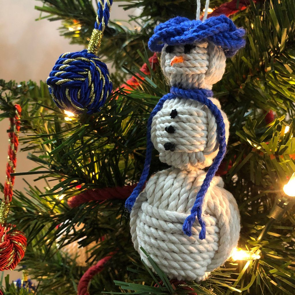 5 Styles Of Nautical Holiday Ornaments Mystic Knotwork