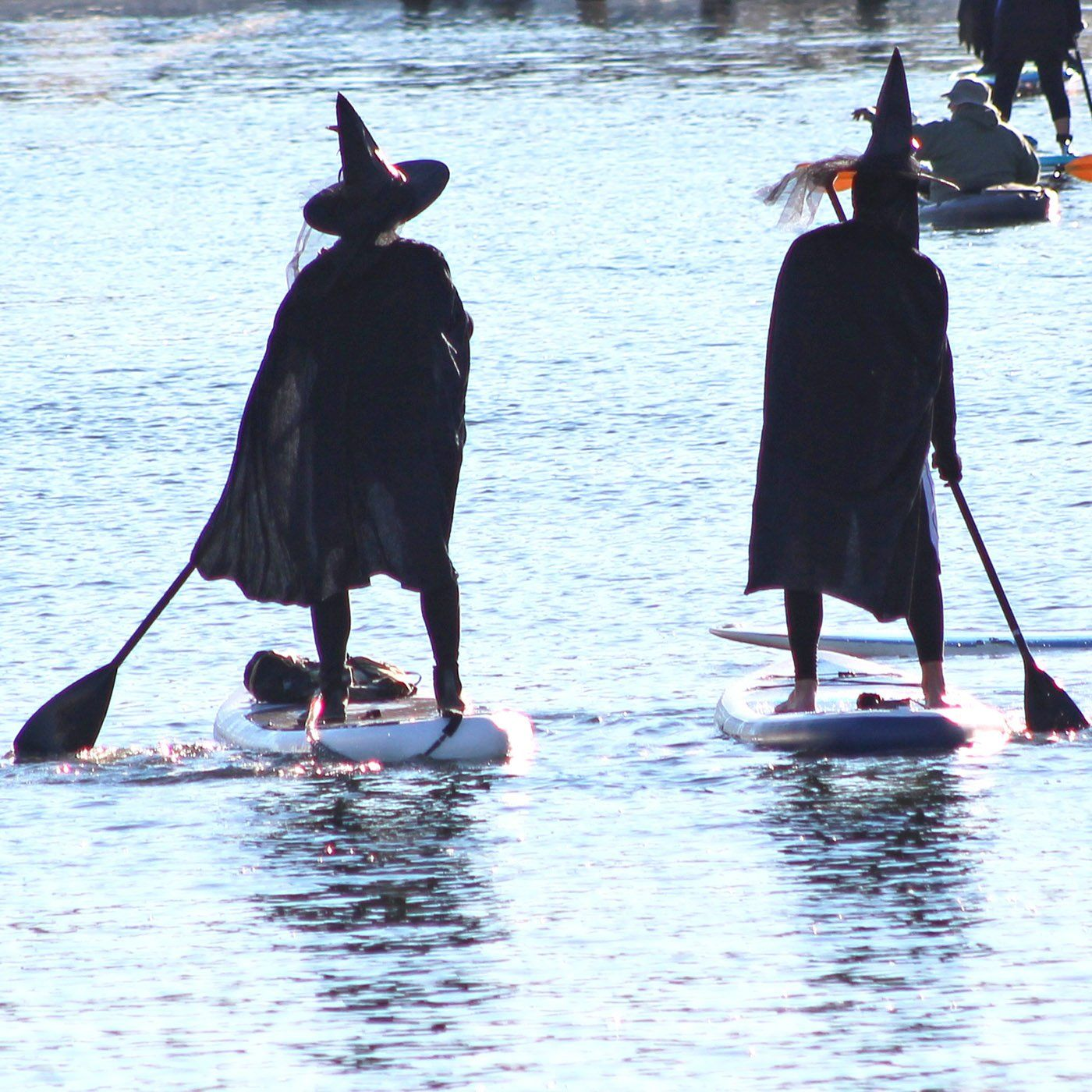 Witches of Mystic Fundraiser Paddle 2020