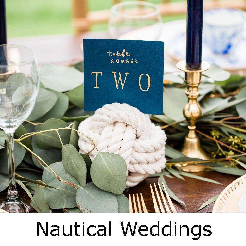 Nautical Wedding Knots