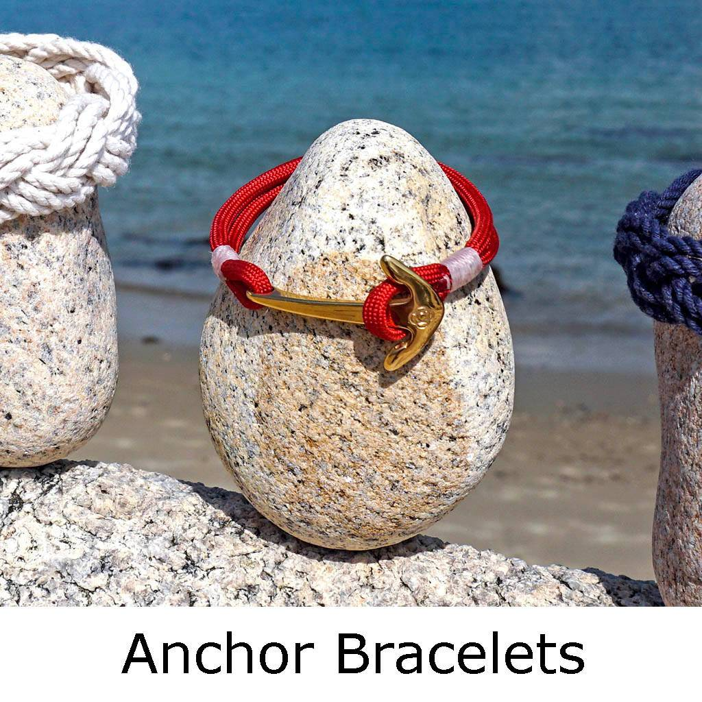 All Anchor Bracelets