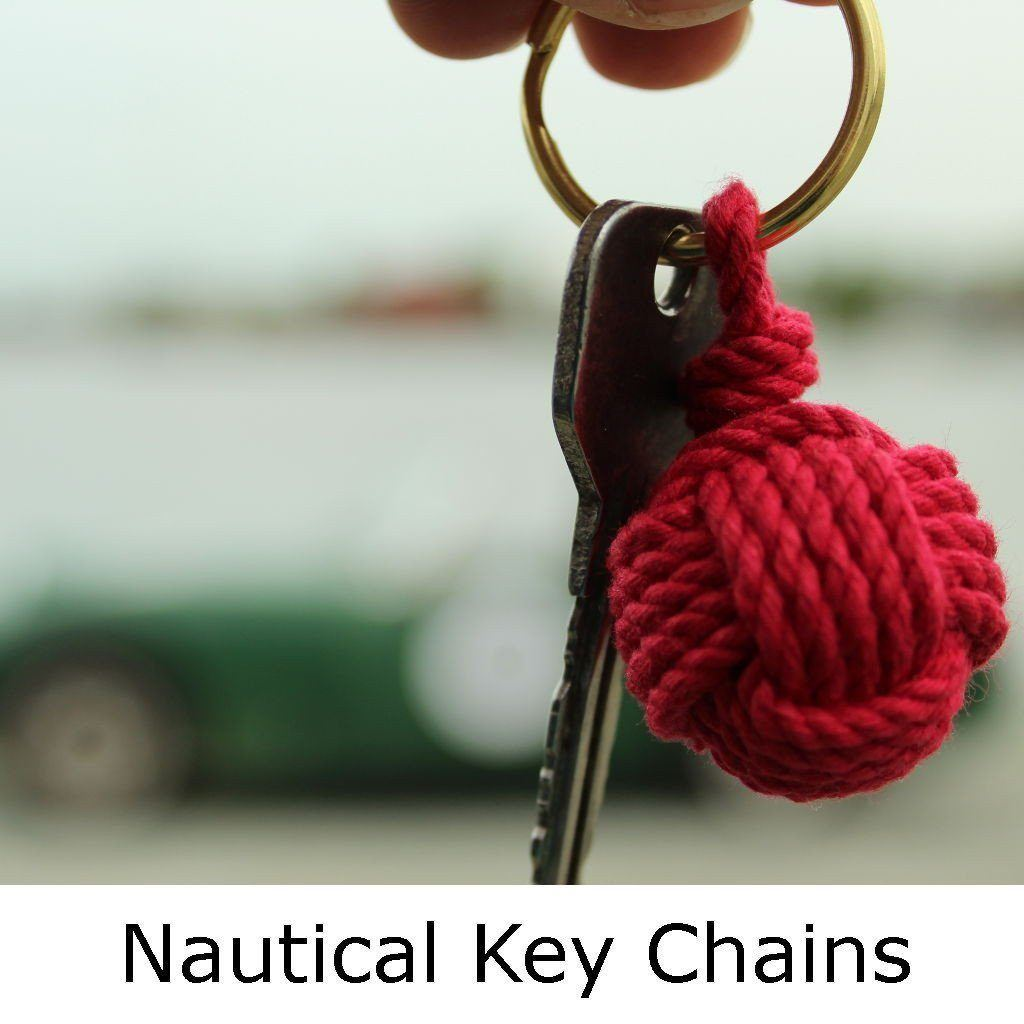 Nautical Keychains