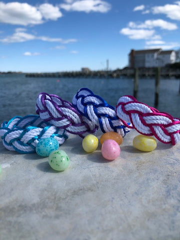sailor bracelets and jelly beans