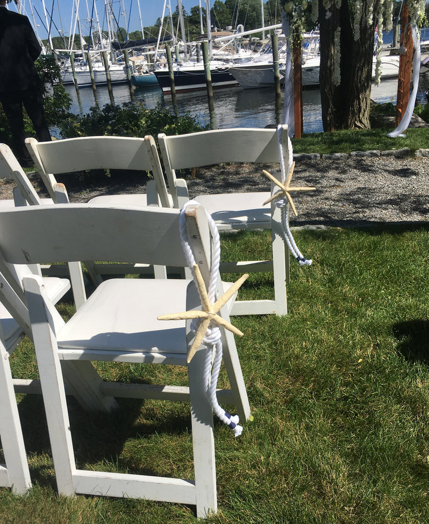 Wedding Chairs - Sea Stars
