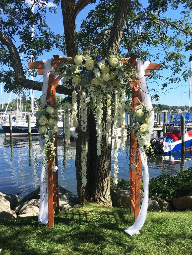 Nautical Rope Arbor