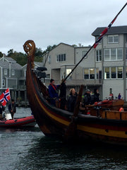 Draken Harald Harfarge Viking Ship