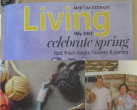 Martha Stewart Martha Stewart Article Living May 2013