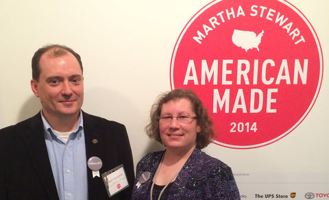 Martha Stewart American Made 2014 Mystic Knotwork Honorable Mention Heritage arts