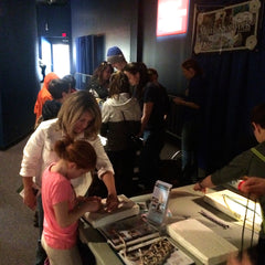 Survival Bracelet Teaching at the Mystic Aquarium