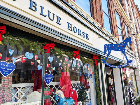 Blue Horse Gifts Mystic CT