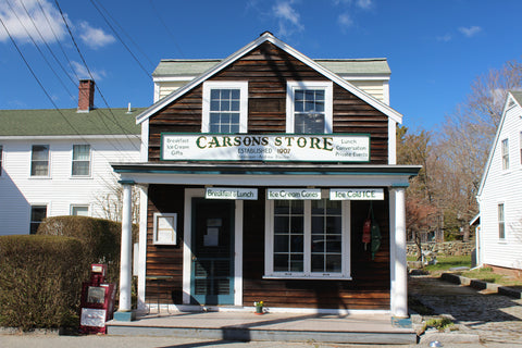 Carson's store in Noank CT