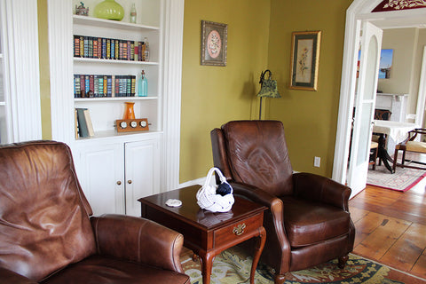 Charles Mallory House sitting area