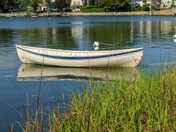 double ender row boat mystic ct