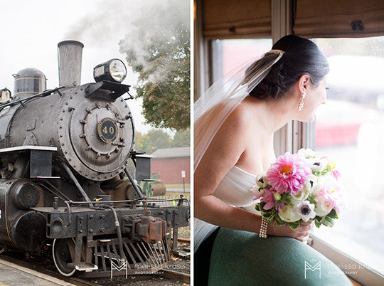 Essex-Steam-Train-Wedding