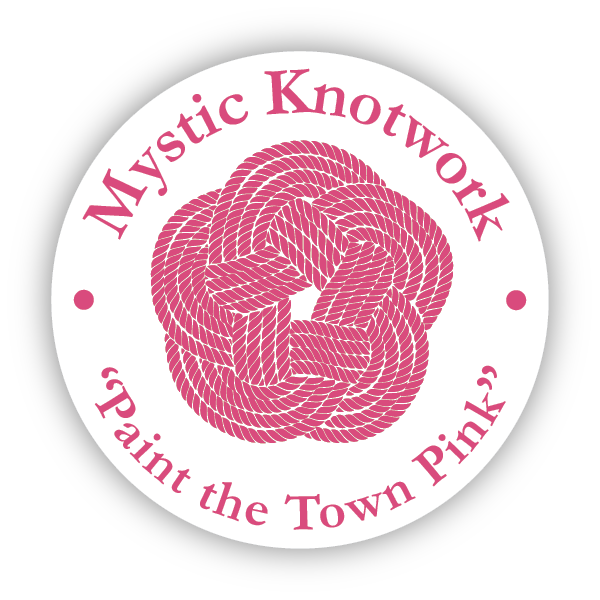 Mystic Knotwork Paint the Town Pink