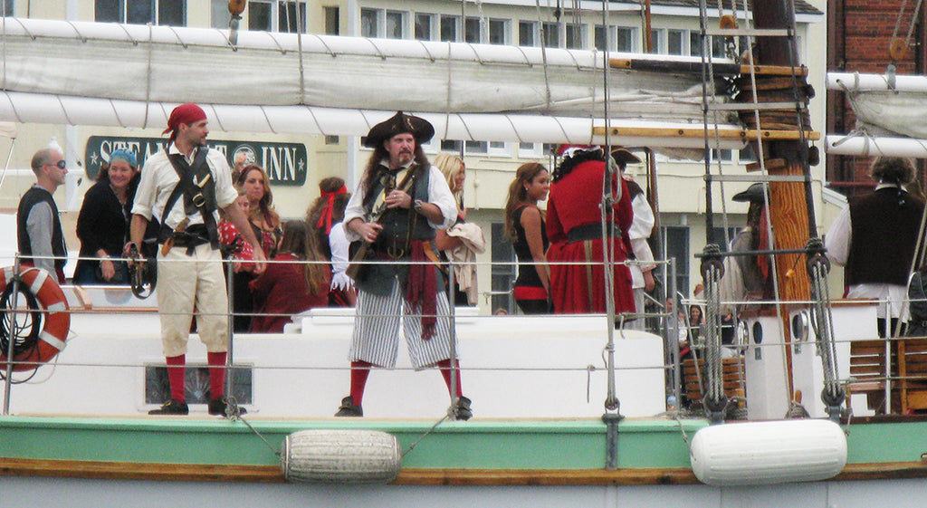 Mystic Pirate Invasion in Mystic Connecticut