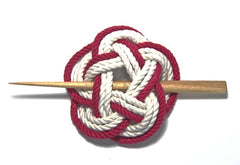 Mystic Knotwork hair stick