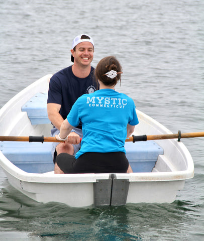 Rowing with Mystic Knotwork