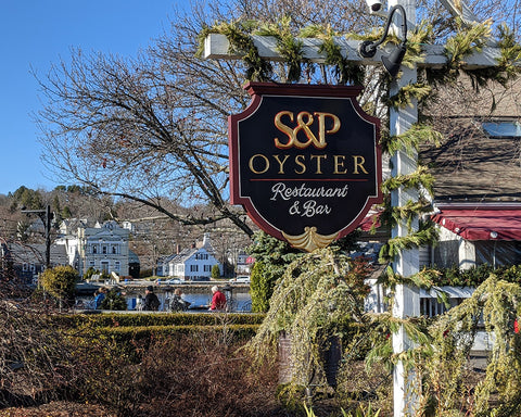 S & P Oyster Restaurant Mystic CT