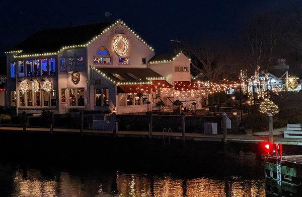 S and P Oyster Restaurant Mystic CT