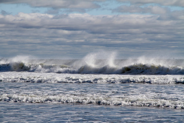 Surf at Narragansett Beach RI