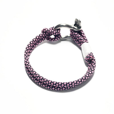 Pink Diamond Nautical Shackle Bracelet 326
