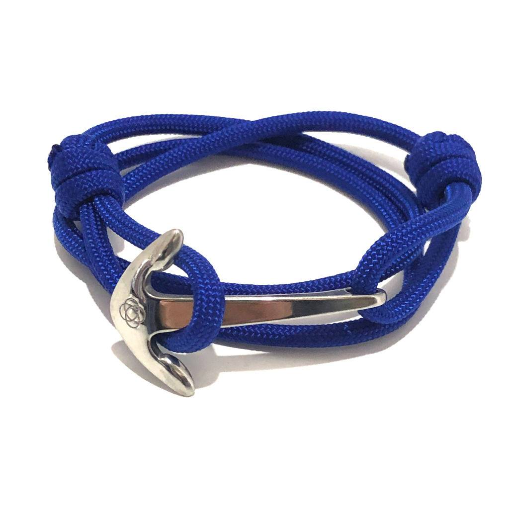 Royal Adjustable Anchor Wrap Use as a Bracelet,Anklet,or Necklace 029