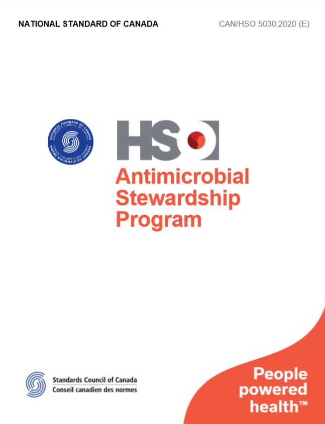 Antimicrobial Stewardship Program - CAN/HSO 5030:2020 (E)