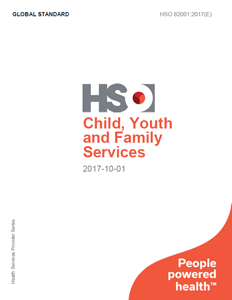 Child, Youth and Family Services - HSO 82001:2017(E)