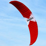 Cross Kites Sonic Kite Buggy Race Kite red