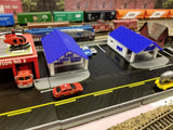 N Scale Buildings
