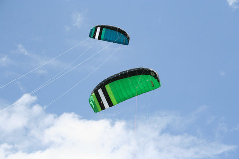SkyDog PowerFoils at Big Mikes Kites