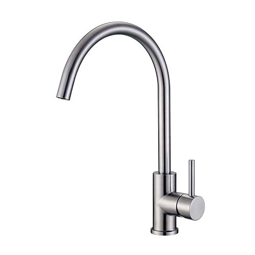 Saturn Arc Swivel Sink Mixer