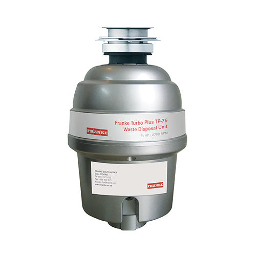 Food Waste Disposer 0.75 HP Model FP