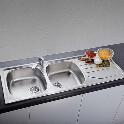 franke nouveau nvn621 inset kitchen sink