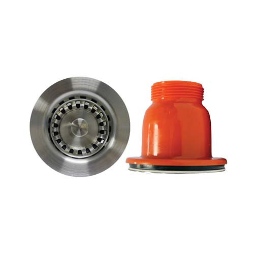 50mm Basket Strainer Waste Fitting