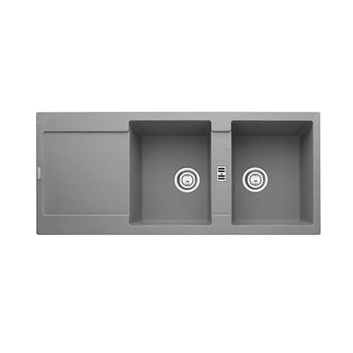 Maris MRG621 Grey Stone Inset Sink