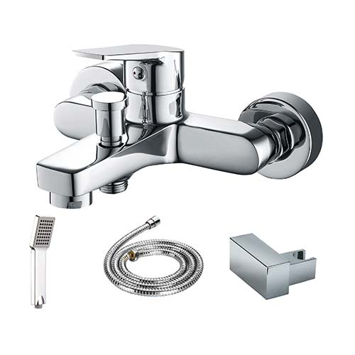 Aspera Diverter Bath Mixer