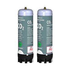 ZIP CO2 Gas Cartridge Twin Pack