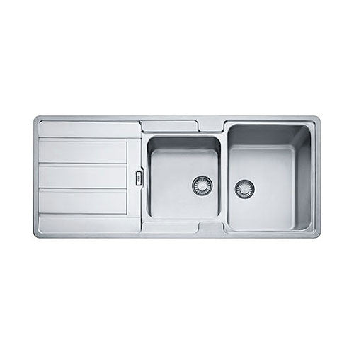 Hydros HDX624 Inset Stainless Steel Sink