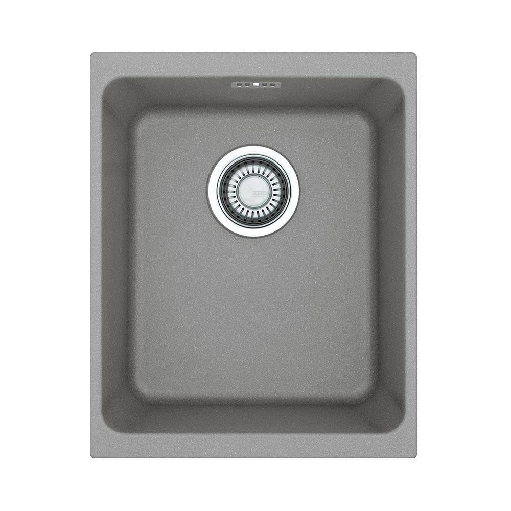 Kubus KBG110-34 Fragranite Sink - Grey Stone