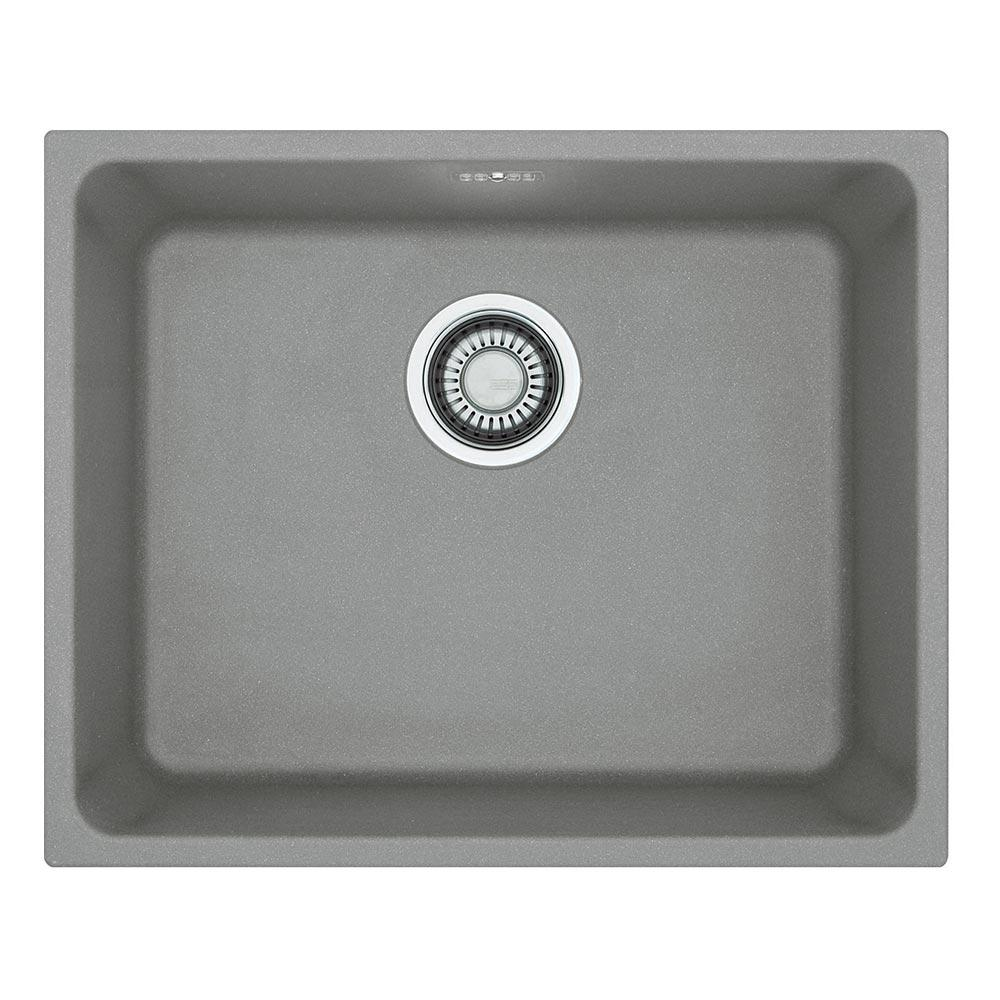 Kubus KBG110-50 Fragranite Sink - Grey Stone
