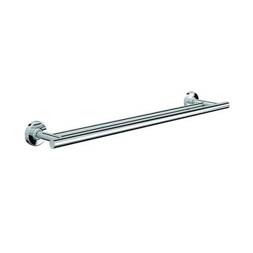 Medius Double Towel Rail - 600mm