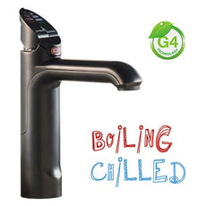 Zip G4 Hydrotap Matt Black Classic - Boiling / Chilled