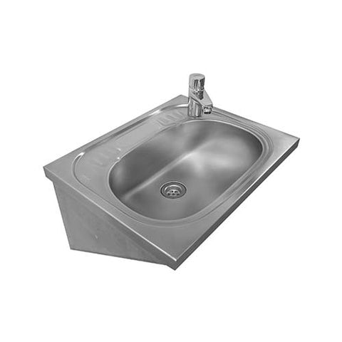 WB001 - Wall Mounted Wash Hand Basin