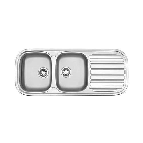 Quinline QLX621-120 Inset Kitchen Sink