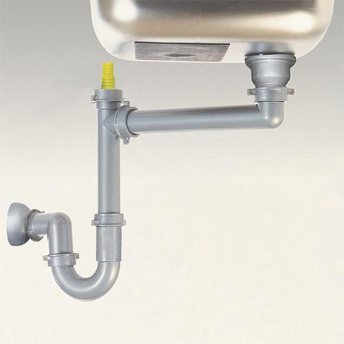 SPAZI F/1 Single Bowl Plumbing Kit