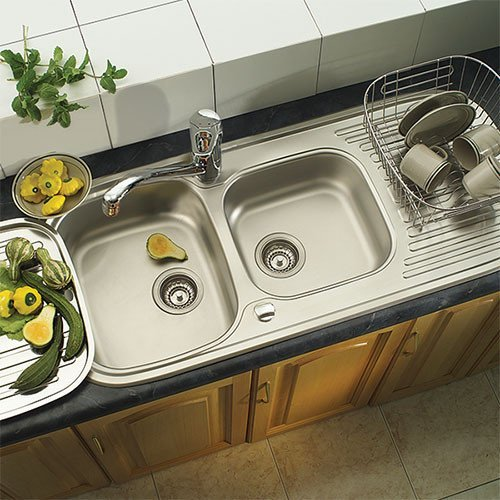 franke quinline qlx621110 inset kitchen sink